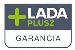 lada plusz garancia logo